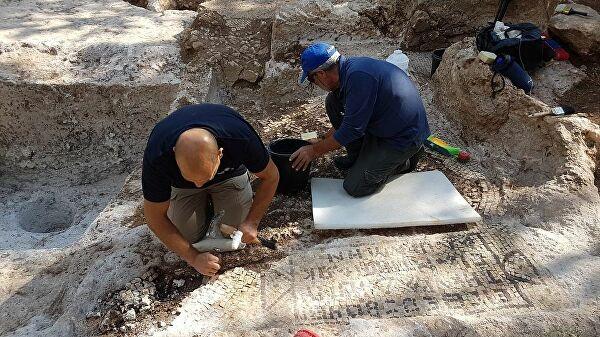 """В Израиле обнаружен """"мегаполис"""", основанный пять тысяч лет назад"""