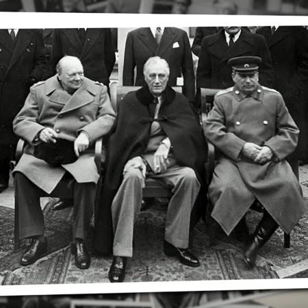 Переписку Сталина, Черчилля и Рузвельта впервые покажут публике