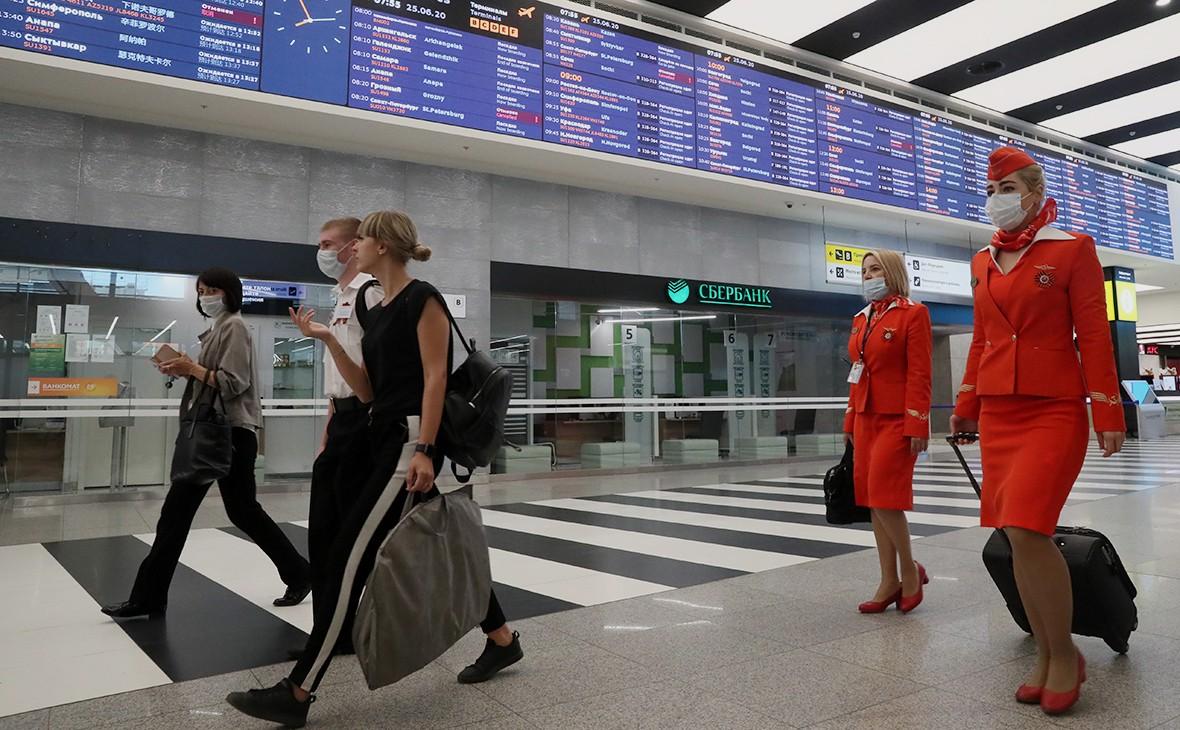 В России отменяется 14-дневный карантин для приезжающих из других стран