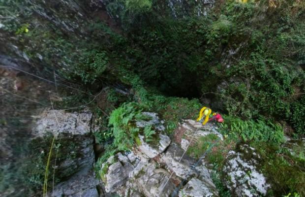 Шестая миссия в среде пещер по имитации космических путешествий