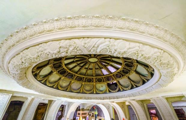 В павильоне ВДНХ по старым чертежам восстановят уникальный купол