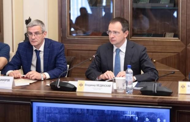 Владимир Мединский рассказал о влиянии итогов Потсдамской конференции на сохранение мира