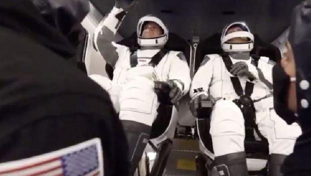 """Вторая попытка запуска космического корабля """"Драгон"""" компании SpaceX состоится 30 мая"""