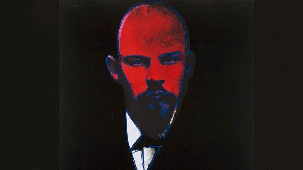 Портреты Ленина работы Энди Уорхола выставят на аукцион в Лондоне