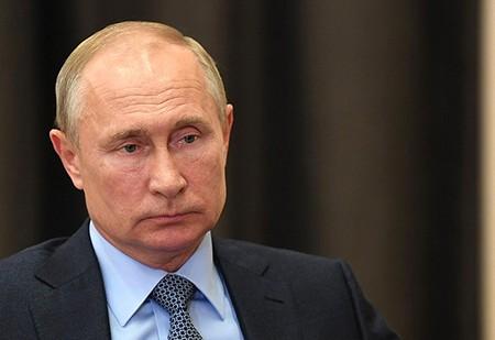 Статья Владимира Путина «75 лет Великой Победы: общая ответственность перед историей и будущим»