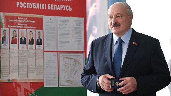 ЦИК Белоруссии огласил предварительные итоги президентских выборов