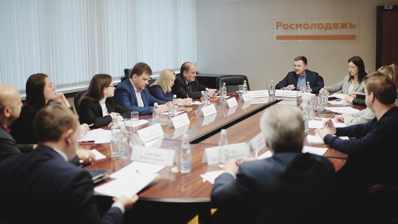 В Росмолодежи прошло заседание межведомственного Совета по делам молодежи при ПКДСР