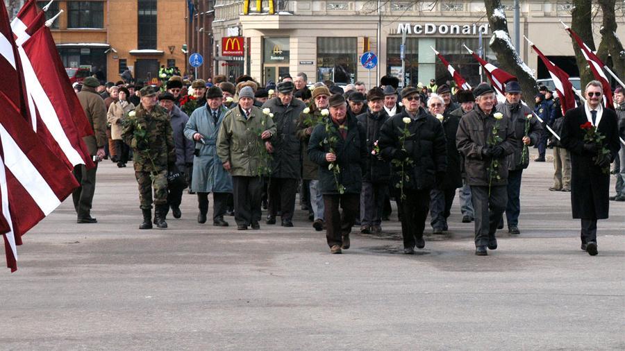 СК России проверит участников Латышского легиона СС на преступления против человечности