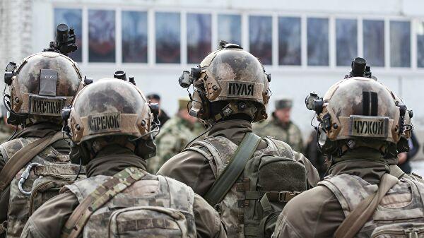 27 марта отмечается День войск национальной гвардии Российской Федерации