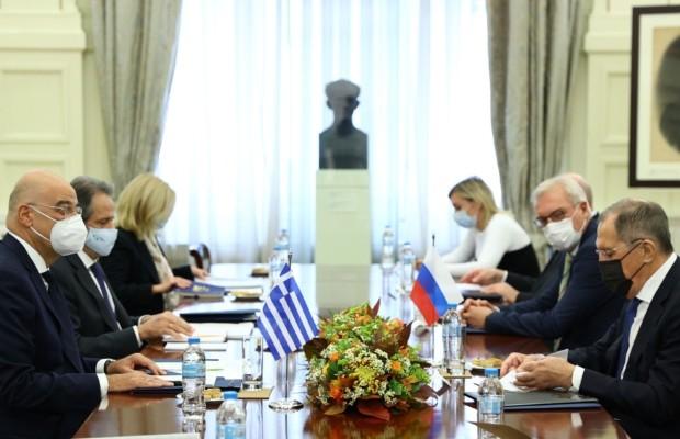 Как прошел рабочий визит Сергея Лаврова в Афинах