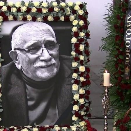 В Москве простились с Арменом Джигарханяном