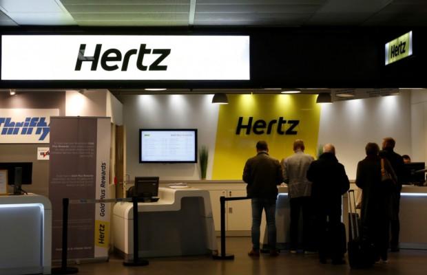 Крупнейшая компания по аренде машин Hertz подала заявление о банкротстве