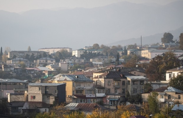 Российские миротворцы приступили к выполнению задач в Нагорном Карабахе
