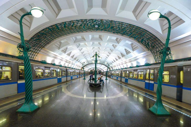 Московское метро отмечает 85-летие