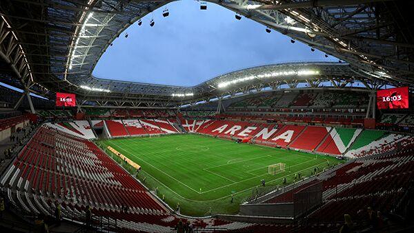 В России впервые пройдет матч за Суперкубок УЕФА