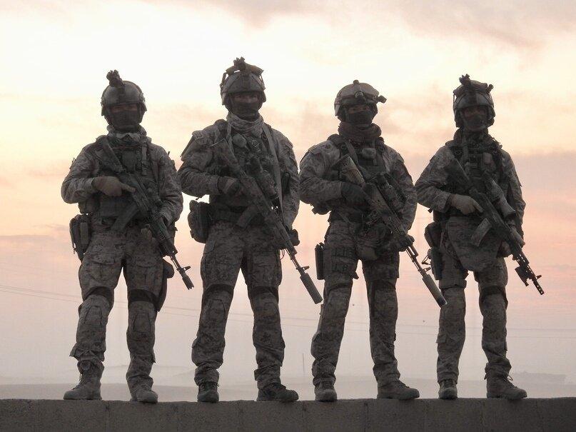 В России свой профессиональный праздник отмечают военнослужащие Сил специальных операций