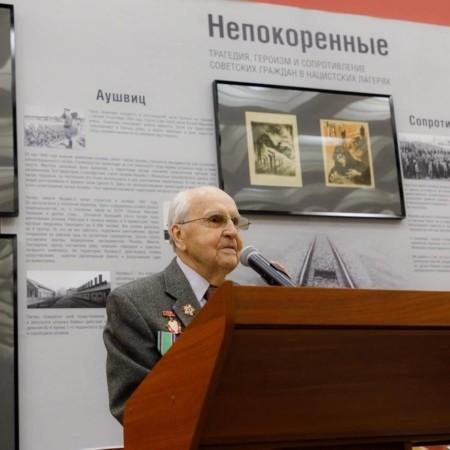 Выставка «Непокоренные: трагедия, героизм и сопротивление советских граждан в нацистских лагерях» в Музее Победы