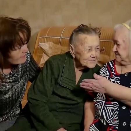 Полицейские помогли пенсионерке найти сестру, потерявшуюся почти 80 лет назад в Сталинграде
