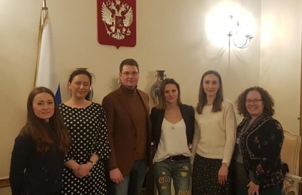 В Посольстве России в Лондоне прошла Конференция руководителей кафедр русского языка британских школ