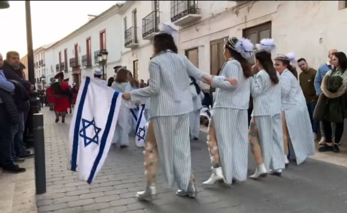 Израиль выразил протест Испании после проведения парада на тему Холокоста
