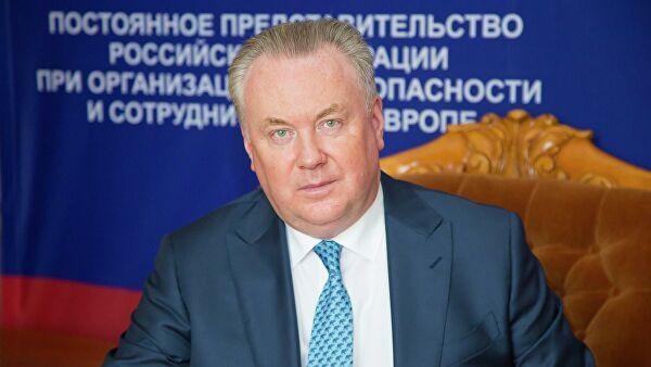 Лукашевич заявил о продолжающихся притеснениях RT и Sputnik за рубежом