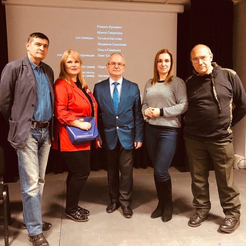 В Мадриде фильм «Брестская крепость» собрал полный зал