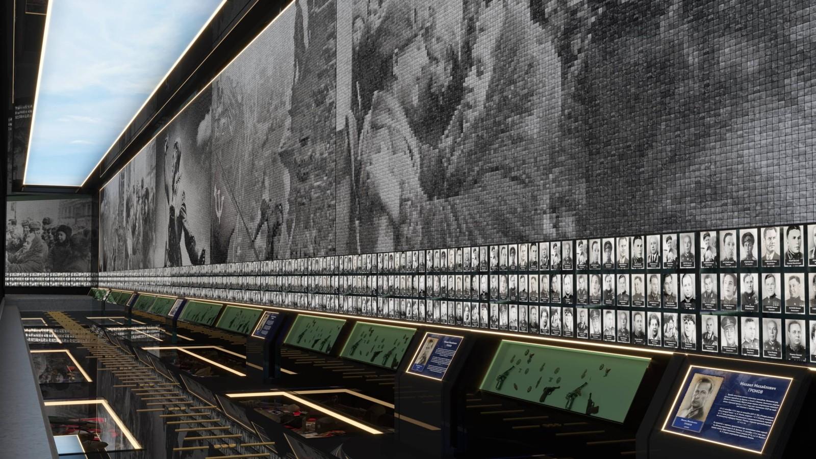 Мультимедийная галерея «Дорога памяти» объединит десятки миллионов фотографий тех, кто ковал Великую Победу