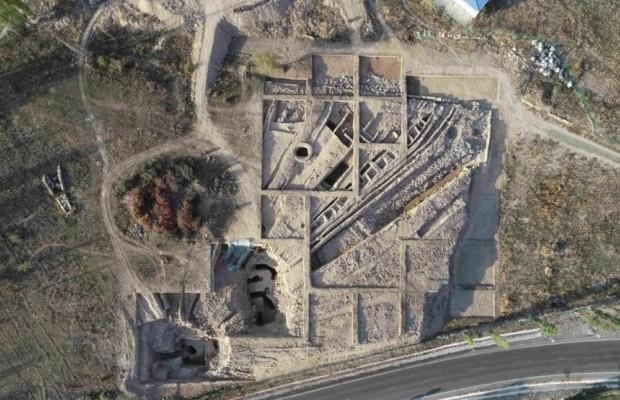Сакральная гробница древнего культа Солнца найдена в Китае