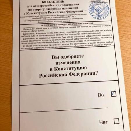Свыше 250 участков организовали за границей для голосования по поправкам в Конституцию РФ