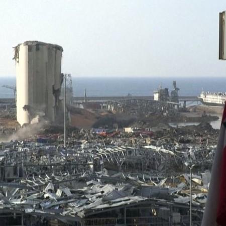 15 миллиардов долларов потребуется на восстановление столицы Ливана после взрыва
