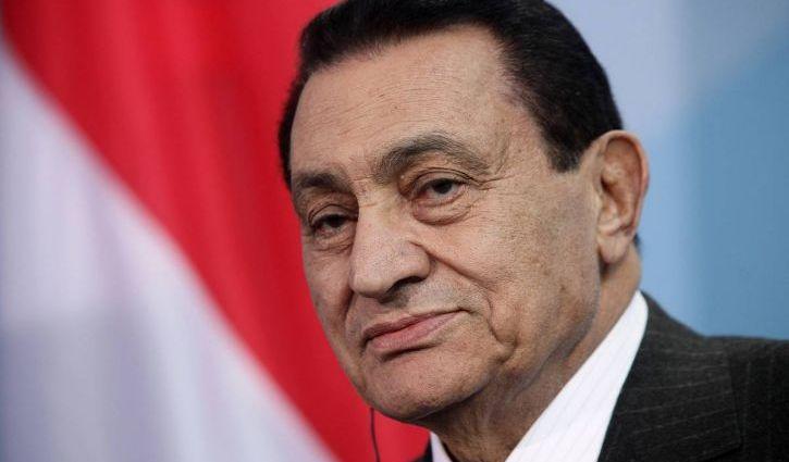 Умер экс-президент Египта Хосни Мубарак
