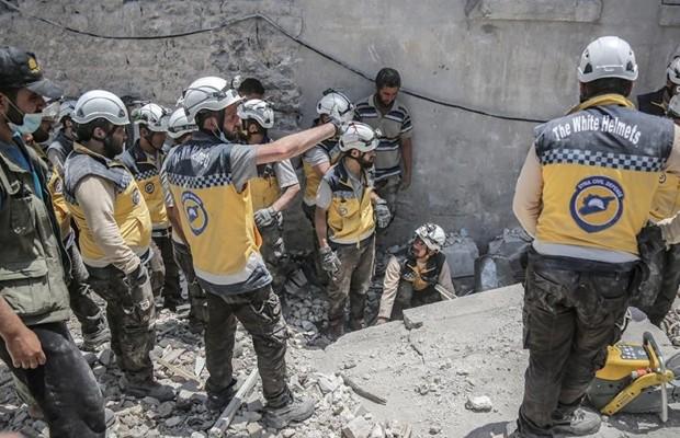 Нарышкин заявил об информационной войне «Белых касок» против Сирии