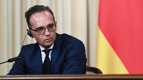 Маас заявил о невозможности решения международных конфликтов без России