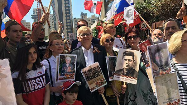 В Бейруте подготовят книгу о ветеранах ВОВ, чьи потомки живут в Ливане
