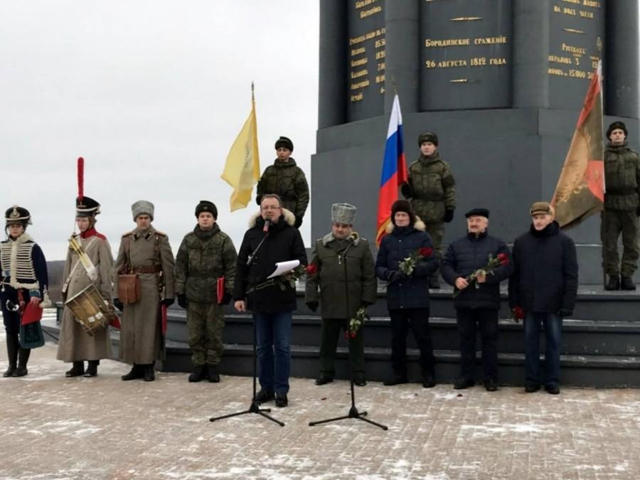 День победы в Отечественной войне 1812 года отметили в музее-заповеднике «Бородинское поле»