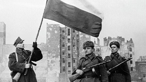 Итоги опроса: поляки благодарны Красной армии за освобождение Польши