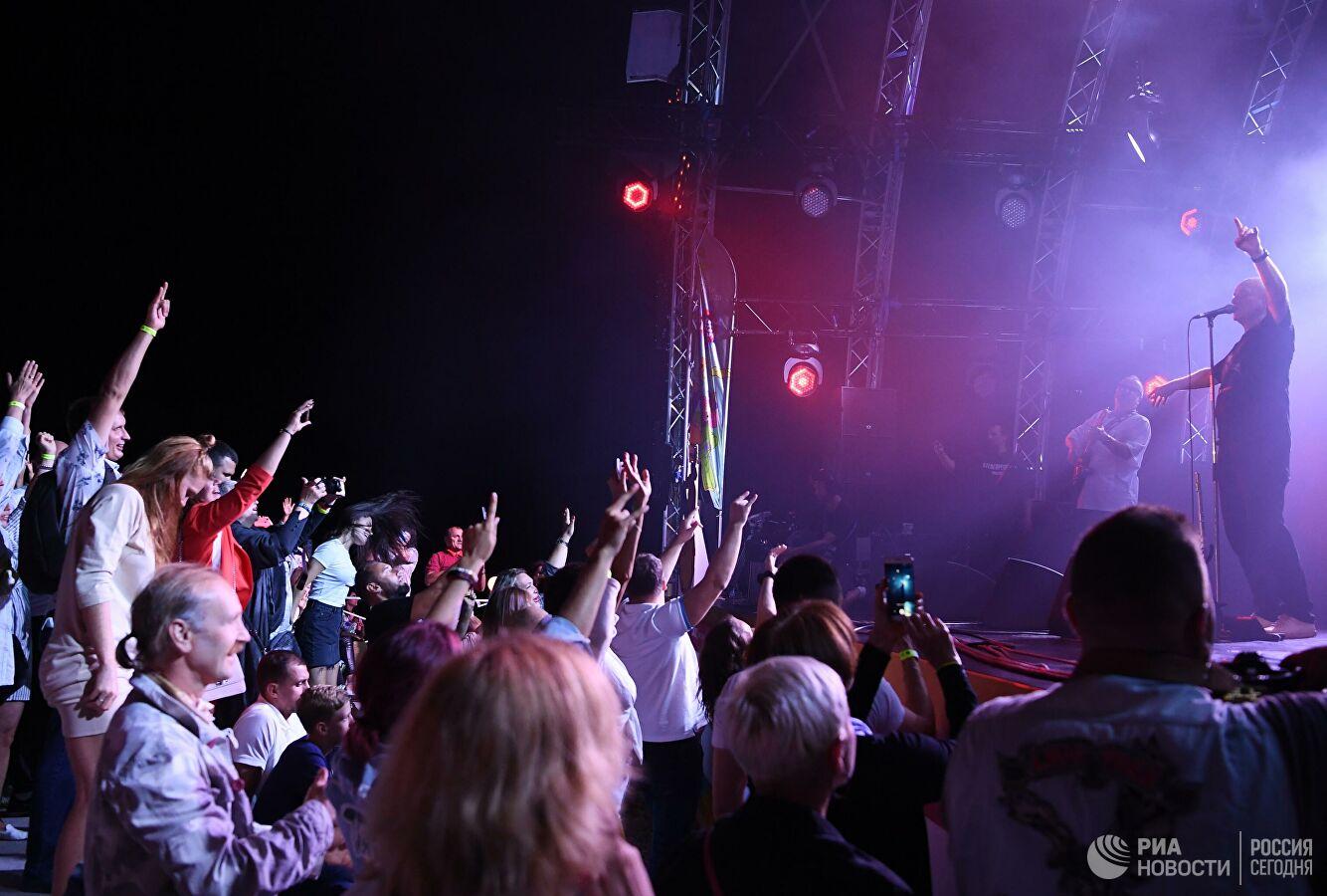 В России в крымском Коктебеле прошел Международный фестиваль Koktebel Jazz Party