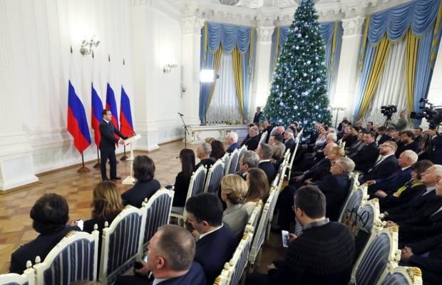 В День российской печати вручены премии правительства в области СМИ за 2019 год