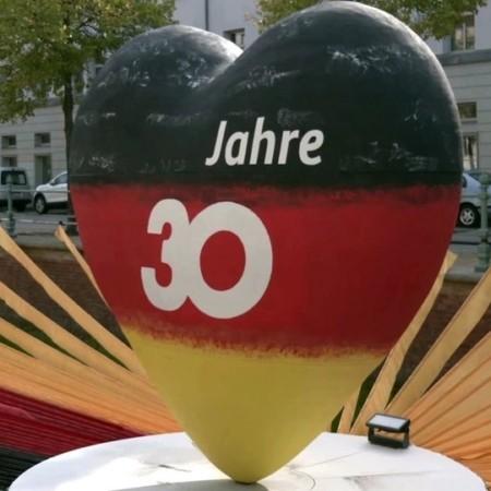 В ФРГ отмечают День германского единства