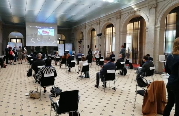 Официальная церемония закрытия Российско-Германского «перекрестного» Года научно-образовательных партнерств