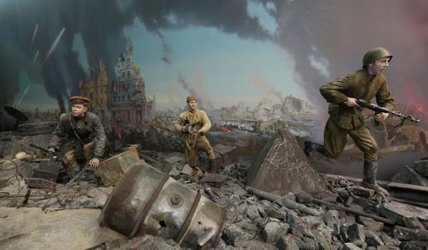 Музейно-выставочный проект «Дорога памяти» в Центральном музее Вооруженных Сил РФ откроется в мае
