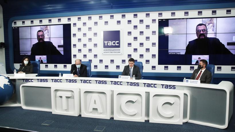 В ТАСС состоялась пресс-конференция, посвященная V Форуму молодых дипломатов стран БРИКС