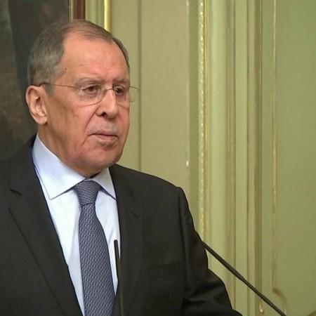 Сергей Лавров прокомментировал решение Словакии выслать российских дипломатов якобы за шпионаж