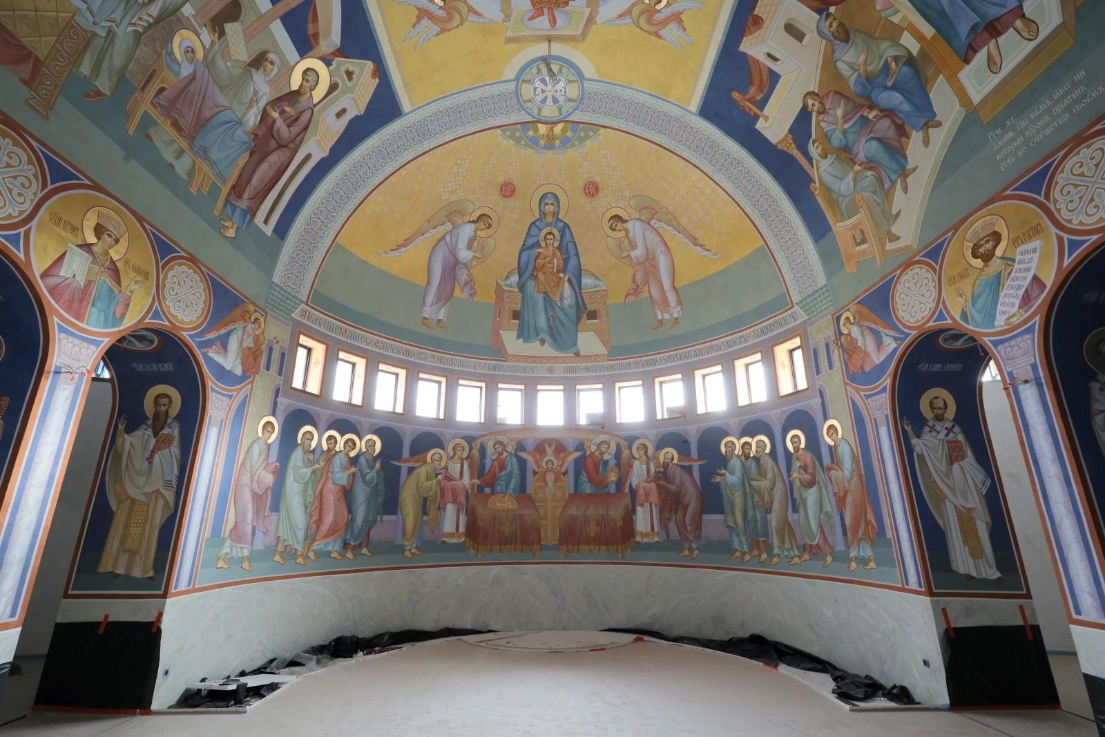 В Варшаве освятили первый православный храм за сто лет