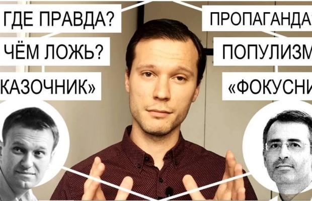 Как готовятся сказки Навального и Гуриева про заграничные молочные реки и кисельные берега