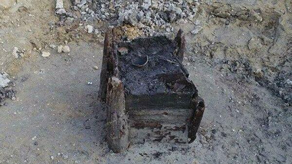 Обнаружено древнейшее в мире деревянное сооружение