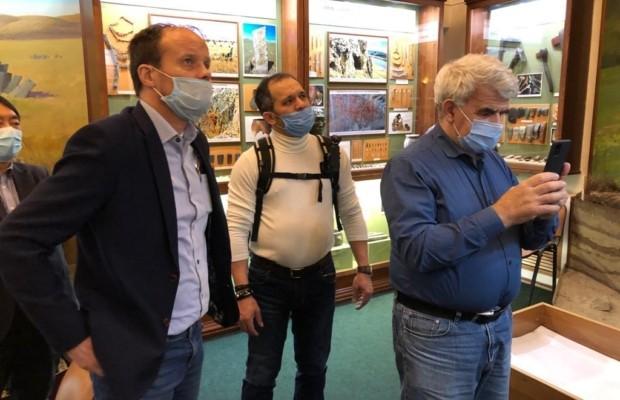 Зарубежные журналисты побывали в Забайкальском крае