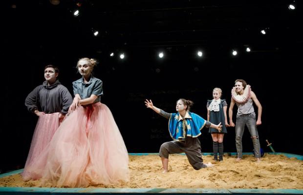 В Санкт-Петербурге прошел международный театральный фестиваль «Радуга»