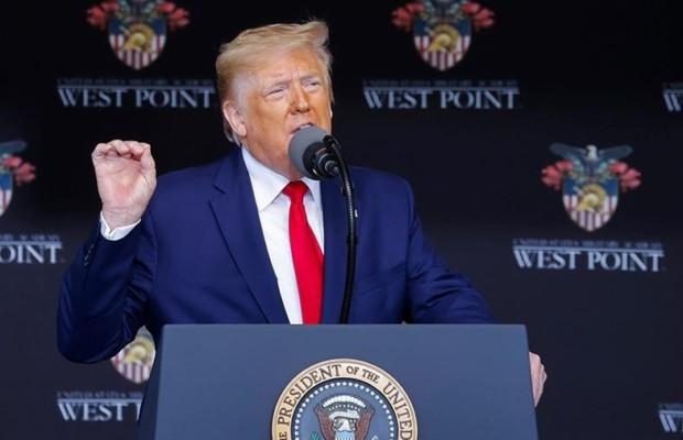 Трамп заявил что американские военные заканчивают эру войн
