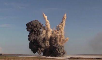 В Крыму саперы обнаружили и затем уничтожили более 80 авиационных бомб